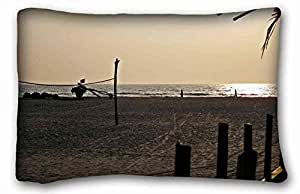 """Custom Nature Pillow Covers Bedding Accessories Size 20""""X30"""" suitable for Twin-bed"""