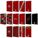 Official NFL San Francisco 49Ers Logo Leather Book Wallet Case Cover For Apple iPad Pro 10.5 (2017)