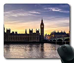 Empire State Building Easter Thanksgiving Personlized Masterpiece Limited Design Oblong Mouse Pad by Cases & Mousepads