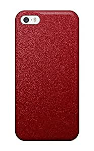 Best Tpu Case Cover For Iphone 5/5s Strong Protect Case - Red Diushoujuan Design