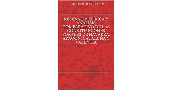 Reseña histórica y análisis comparativo de las Constituciones ...