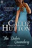 The Duke's Quandary (Marriage Mart Mayhem Series Book 2)