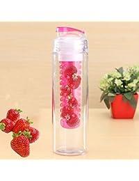 Gain 760ml Sport Fruit Infusing Infuser Water Lemon Juice Bottle BPA Free Filter lowestprice