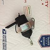 16851-60010 Fuel Shut Off Solenoid for Kubota G1700 G1800 G1800S G1900 G1900S G2160 G2160DS