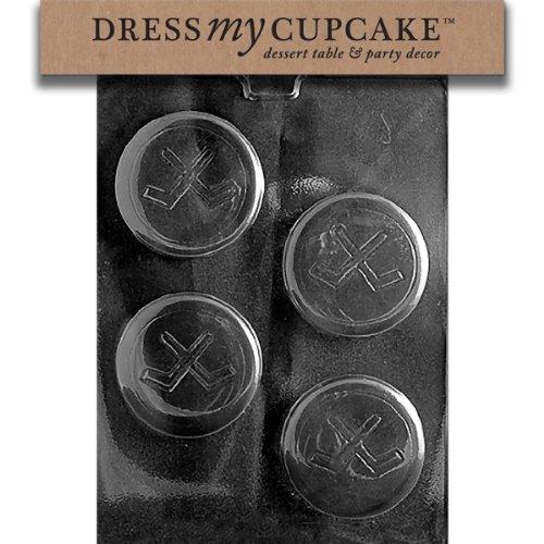 Dress My Cupcake Chocolate Hockey