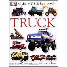 Ultimate Sticker Book: Truck (Ultimate Sticker Books)