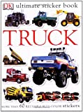 : Ultimate Sticker Book: Truck (Ultimate Sticker Books)