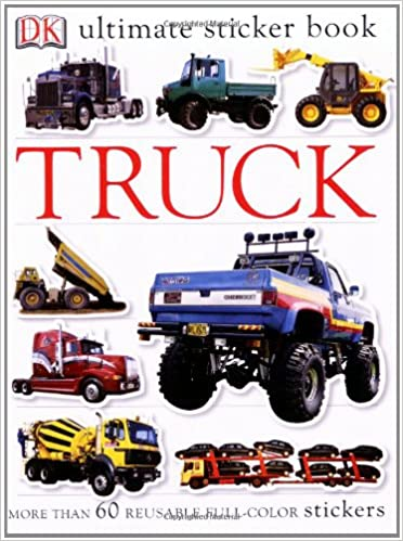 Truck (DK Ultimate Sticker Books)