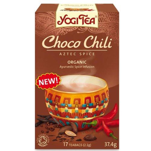 (Yogi Tea - Choco Chilli Aztec Spice - 37.4g )
