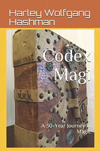 Download Codex Magi: A 30-Year Journey in Magic ebook