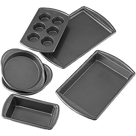 Wilton Performance Pan 3-Piece Aluminum Round Bakeware Set