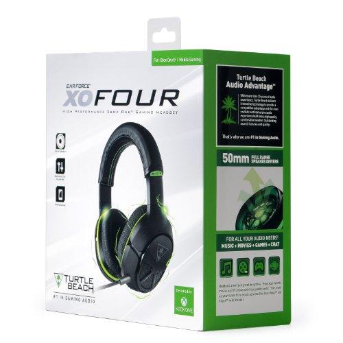 Turtle Beach Ear Force XO Four High Performance Xbox One Gaming Headset