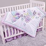 Sammy-Lou-Butterfly-Meadow-4-Piece-Crib-Bedding-Set