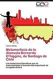 Metamorfosis de la Alameda Bernardo o'Higgins, de Santiago de Chile, Antonio Sahady, 3845490543