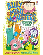 Billy and the Mini Monsters Go Green