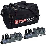 Furman Plug Lock Locking Power Strip Pair with Bag