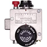 AMERICAN 40- TO 50-GALLON ULTRA-LOW NOX NATURAL GAS WATER HEATER THERMOSTAT, FITS MODELS WITH 1-INCH INSULATION