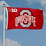 College Flags and Banners Co. Ohio State Buckeyes