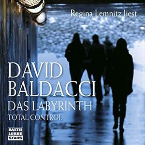Das Labyrinth. Total Control Hörbuch