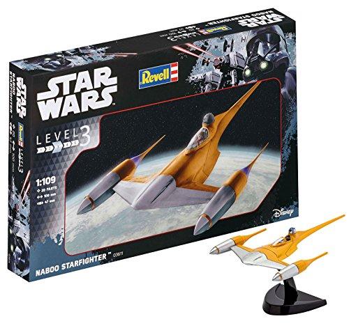 (Revell Star Wars Rogue One Naboo Starfighter Model Kit)