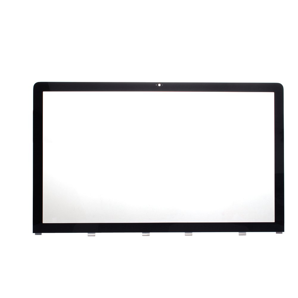 OLVINS Neu LCD Glas Front Screen Panel Bezel Ersatz für Apple iMac 21.5