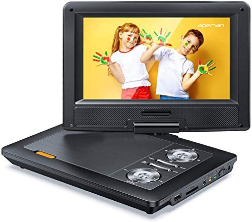 APEMAN 12'' Portable DVD Player with 9.5