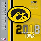 Iowa Hawkeyes 2018 Calendar