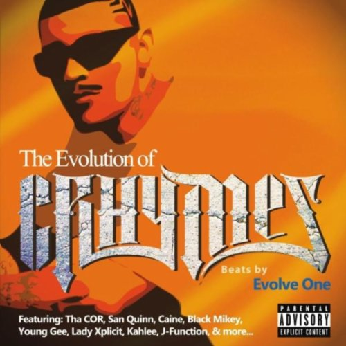 Evolution of Crhymes [Explicit]