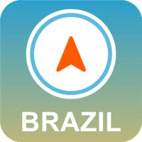 Brasil GPS Off-line