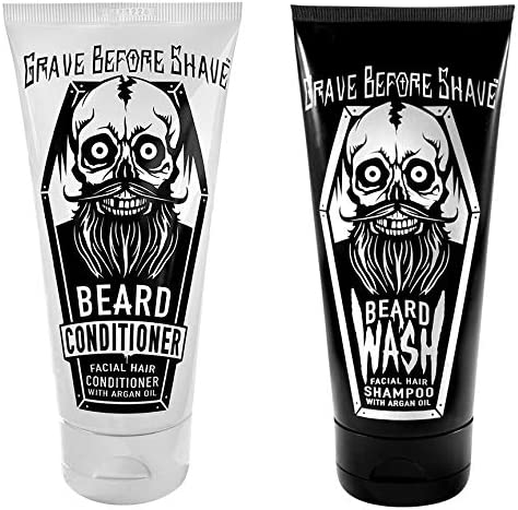 GRAVE BEFORE SHAVETM Beard Conditioner