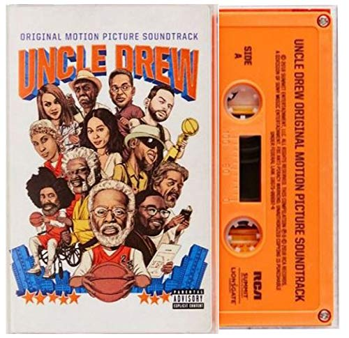 Uncle Drew Original Motion Picture Soundtrack (Exclusive Limited Edition Cassette Tape)