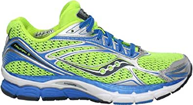 Amazon.com | Saucony Women's Power Grid Triumph 9 Running