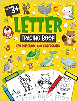 Letter Tracing Book for Preschool and Kindergarten: Trace Letters of the  Alphabet and Sight Words, Reading and Handwriting Practice for Kids, Ages 3- 5: Amazon.co.uk: Y., Thorfun: 9798628466728: Books