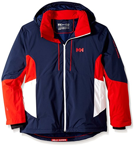 Helly Hansen Men's Accelerate Jacket, Evening Blue, X-Large by Helly Hansen