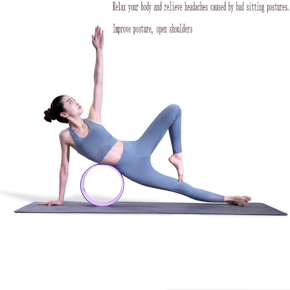 Hahawang Yoga Rueda Abdominal Equipo de Yoga Damo Rueda ...