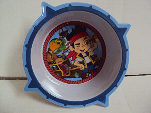 - Official Disney Store Jake and the Neverland Pirates Bowl