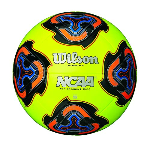 Wilson NCAA Stivale II Soccer Ball, Optic Green