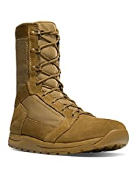"Danner Mens Tachyon 8"" Coyote Military & Tactical Boot"