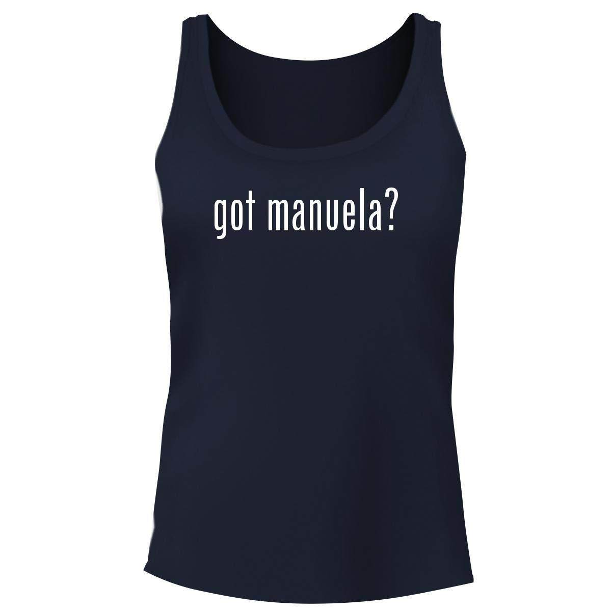bcfd9986b3 Amazon.com: One Legging it Around got Manuela? - Women's Funny Soft ...