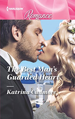 book cover of The Best Man\'s Guarded Heart