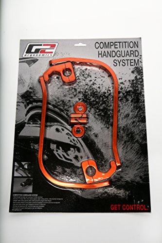 G2 Ergonomics Competition Handguard System Orange 1 1/8