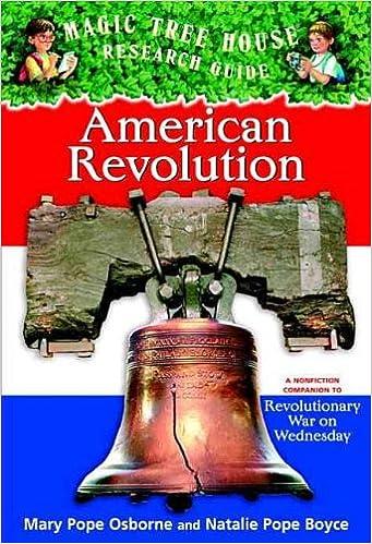 American Revolution (Magic Tree House Fact Tracker)