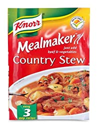1 x Knorr Country Stew Mix 41g (1.4oz)