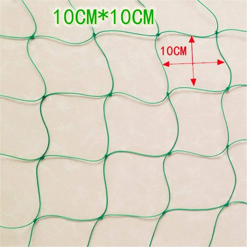 Morningtime Gartennetz Ranknetz Pflanzen Spalier Vogel Obstbaum Netz Nylon Pflanze Kletternetz St/ütznetz Gartennetz f/ür Kletterpflanzen 1,8 x 1,8 m