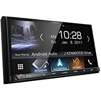 Kenwood DMX7704S 2-DIN Digital Media Receiver with Bluetooth & HD Radio
