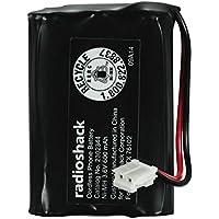 RadioShack 3.6V/600mAh Ni-MH Cordless Phone Battery 3 x AAA Size for GE RCA & Clarity Phones