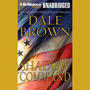 Shadow Command Audiobook