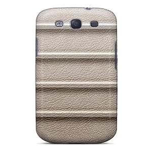 Flexible Tpu Back Case Cover for Galaxy S3–plástico estantes