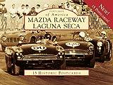 img - for Mazda Raceway Laguna Seca (Postcard of America) (Postcards of America) book / textbook / text book