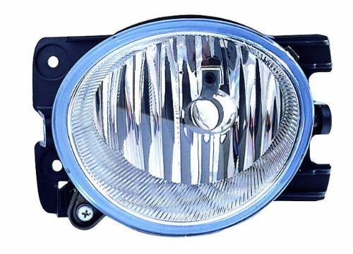 Honda Pilot 09-11 Fog Light Assembly Lh US Driver Side CAPA